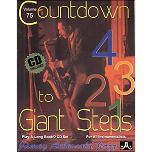 Jamey-Aebersold--Vol--75--Countdown-to-Giant-Steps-Standard