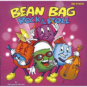 Kimbo-Bean-Bag-Rock---Roll-Cd