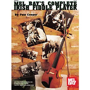 Mel-Bay-Complete-Irish-Fiddle-Player-Book