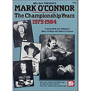 Mel-Bay-The-Championship-Years-Standard