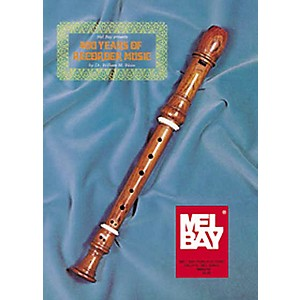 Mel-Bay-400-Years-of-Recorder-Music-Standard