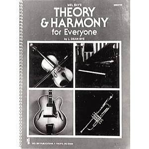 Mel-Bay-Theory---Harmony-For-Everyone-Standard