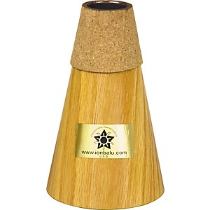 Balu-Medium---Small-Bell-French-Horn-Practice-Mute-Amber