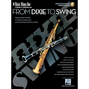 Hal-Leonard-Dixie-To-Swing-Clarinet-Standard