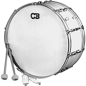CB-Percussion-IS3650W-Bass-Drum-Standard