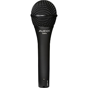 Audix-OM6-Song-Writer-Dynamic-Vocal-Microphone-Standard