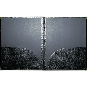 Deer-River-Deluxe-Leatherette-Band-Folio-Black