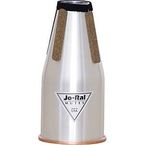 Jo-Ral-FR-AC-Copper-Bottom-French-Horn-Straight-Mute-Standard