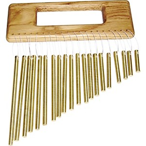 A-Days-Work-A-Days-Work-Hand-Held-Chime-and-Holder-20-Solid-Brass-Bars
