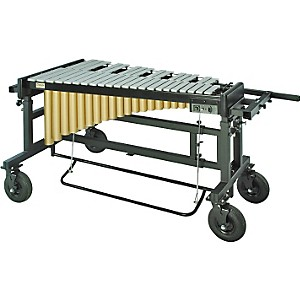 Dynasty-P09-DVP30-Vibraphone-With-Grid-Iron-Cart-Standard
