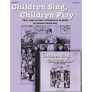 Hal-Leonard-Children-Sing--Children-Play-Book-And-Cd
