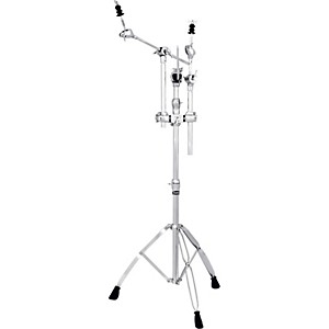 Mapex-TS965A-Double-Braced-Tom---Dual-Cymbal-Stand-Standard