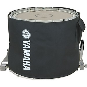 Yamaha-Marching-Snare-Drum-Cover-14-inch-Black