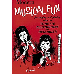 Lyons-Modern-Musical-Fun-Book