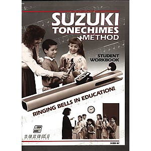 Suzuki-ToneChimes-Music-Books-Volume-1-to-5-Student-Workbook