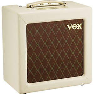 Vox-AC4TV-4W-1x10-Tube-Guitar-Combo-Amp-Cream