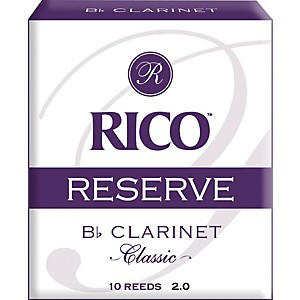 Rico-Reserve-Classic-Bb-Clarinet-Reeds-Strength-2