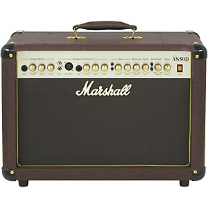 Marshall-AS50D-50w-2x8-Acoustic-Guitar-Combo-Amp-Standard
