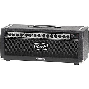 Koch-Powertone-II-6550-120W-Tube-Guitar-Amp-Head-Black