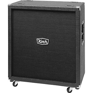 Koch-360W-4x12-Guitar-Extension-Cabinet-Black-Black-Straight