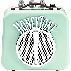 Danelectro-Honeytone-N-10-Guitar-Mini-Amp-Aqua