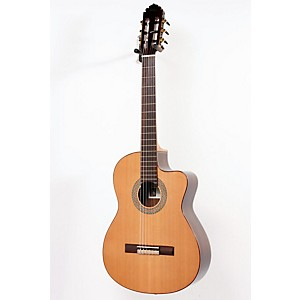Manuel-Rodriguez-Model--A--Nylon-string-Cutaway-Acoustic-Electric-Guitar-Natural-886830880117