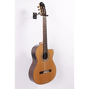 Manuel-Rodriguez-Model--A--Nylon-string-Cutaway-Acoustic-Electric-Guitar-Natural-886830812514
