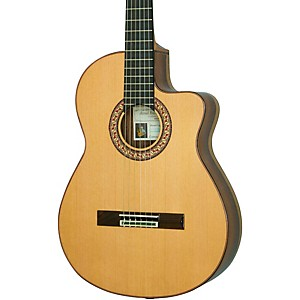 Manuel-Rodriguez-Model--D--Cutaway-Classical-Guitar-Natural