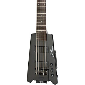 Steinberger-Spirit-XT-25-5-String-Standard-Bass-Black