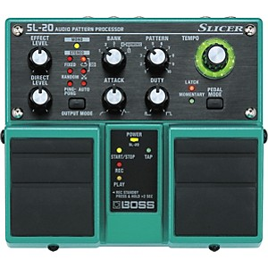 Boss-SL-20-Slicer-Guitar-Effects-Pedal-Standard