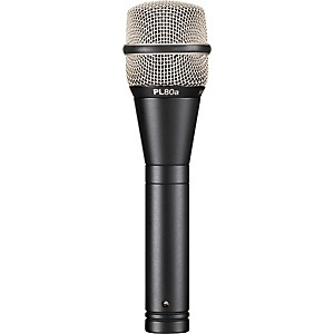 Electro-Voice-PL80-Dynamic-Microphone-Standard-Finish