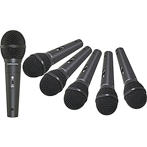 Audio-Technica-M4000S-Microphone-6-Pack-Standard