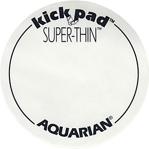 Aquarian-Super-Thin-Single-Bass-Drum-Kick-Pad-Standard