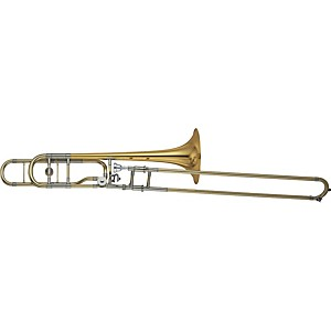 Yamaha-YSL-882O-Xeno-Series-F-Attachment-Trombone-Lacquer-Gold-Brass-Bell
