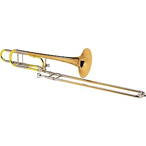 Conn-88HO-Symphony-Series-F-Attachment-Trombone-Lacquer-Rose-Brass-Bell