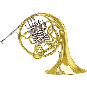 Conn-10D-Symphony-Series-Fixed-Bell-Double-Horn-Lacquer-Fixed-Yellow-Brass-Bell