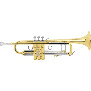 Bach-180-37-Stradivarius-Series-Bb-Trumpet-18037-Lacquer--Yellow-Brass-Bell