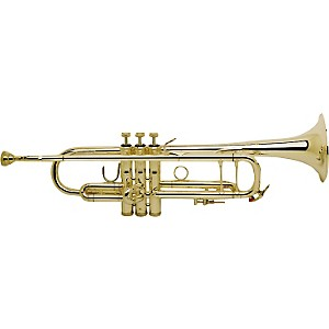 Bach-180-72-Stradivarius-Series-Bb-Trumpet-18072-Lacquer-Yellow-Brass-Bell