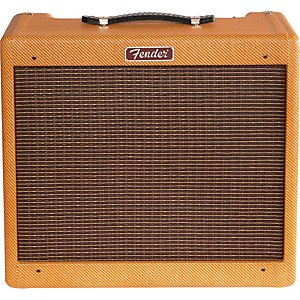 Fender-Hot-Rod-Series-Blues-Junior-NOS-15W-1x12-Tube-Guitar-Combo-Amp-Standard