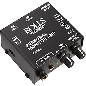 Rolls-PM50S-Personal-Monitor-Amp-Standard