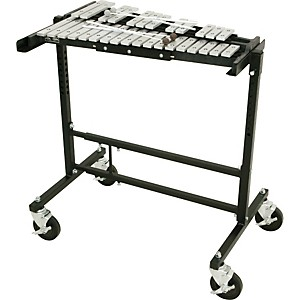 Musser-M65-2-5-Octave-Alluminum-Bells-Mallet-Percussion-With-M8005-Cart