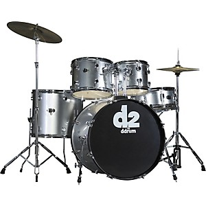 ddrum-D2-5-piece-Drum-Set-Standard