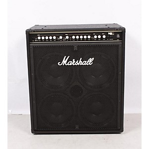 Marshall-MB4410-300W-450W-4x10--Hybrid-Bass-Combo-Black-With-Metal-Grille-886830582400