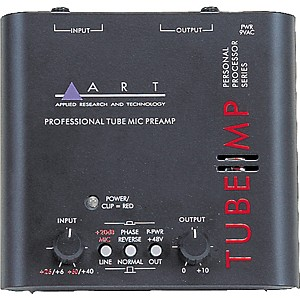 ART-Tube-MP-Professional-Mic-Preamp-Processor-Standard