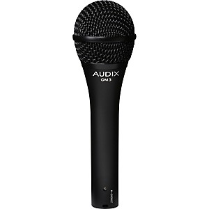 Audix-OM3-Hypercardioid-Vocal-Microphone-Standard