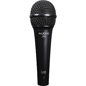 Audix-F50-Dynamic-Vocal-Microphone-Standard