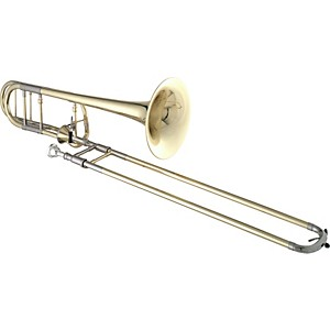 Getzen-3047AF-Custom-Series-F-Attachment-Trombone-3047AF-Lacquer-Yellow-Brass-Bell