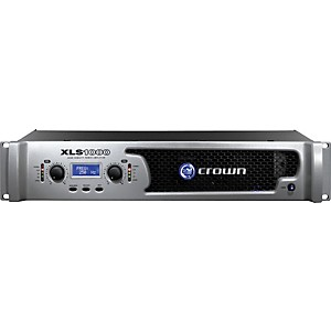Crown-XLS1000-DriveCore-Series-Power-Amp-Standard