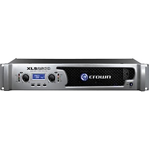 Crown-XLS2500-DriveCore-Series-Power-Amp-Standard