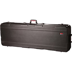 Gator-GKPE-88-TSA-88-Key-Keyboard-Case-with-Wheels-Standard